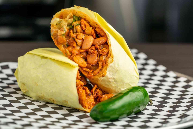 Alpastor Burrito