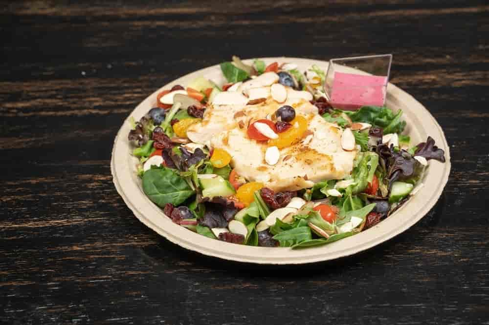 Grilled Chicken Grove Salad