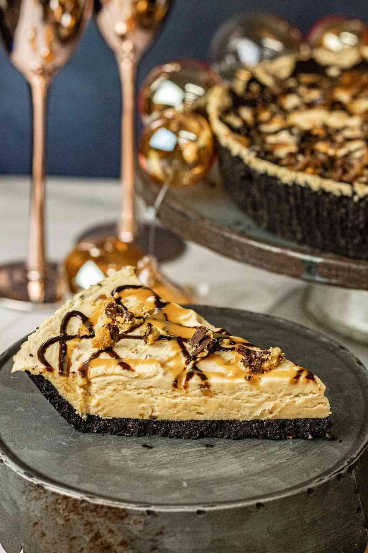 Peanut Butter Torte (Gluten-Free)