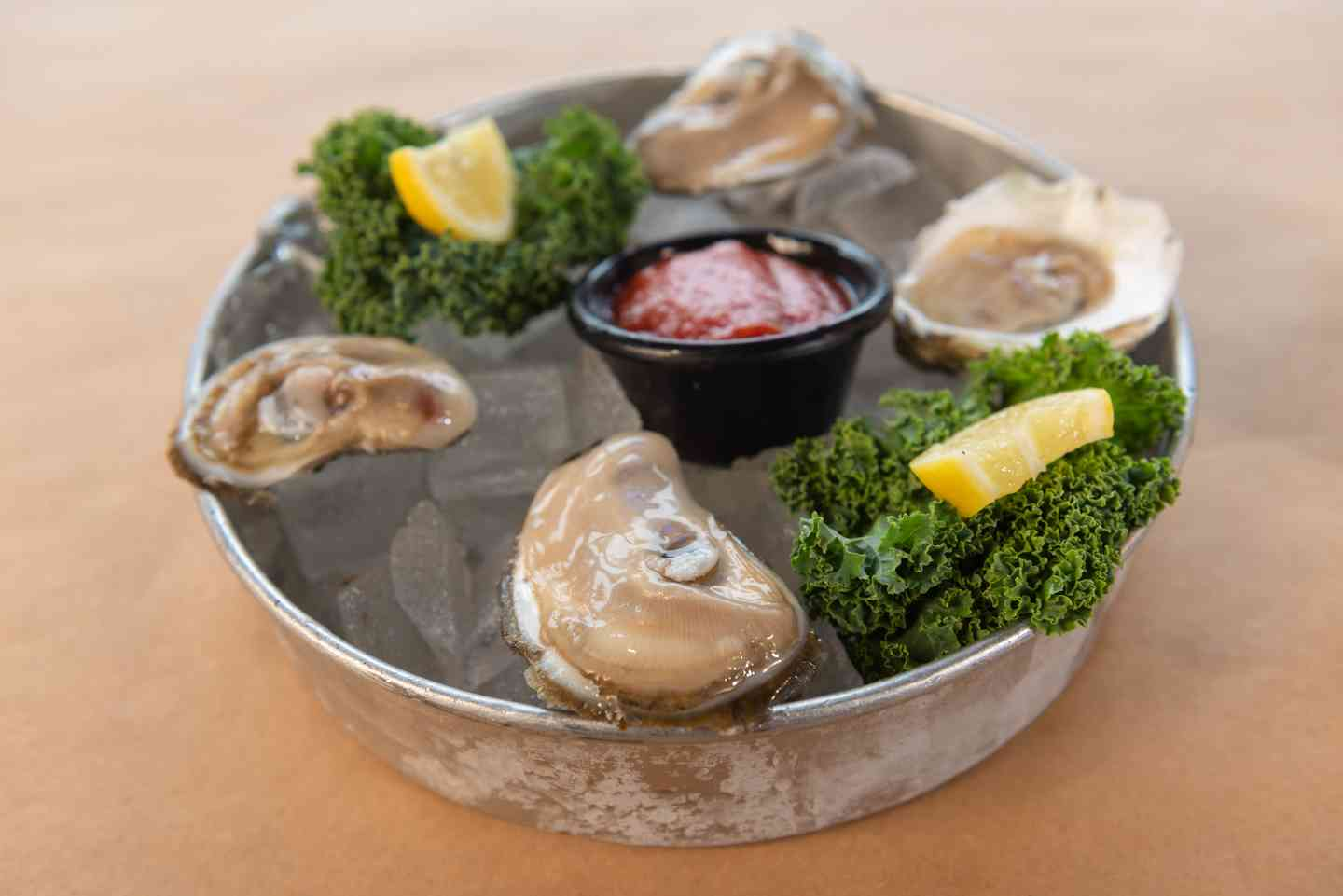 Bay Oysters