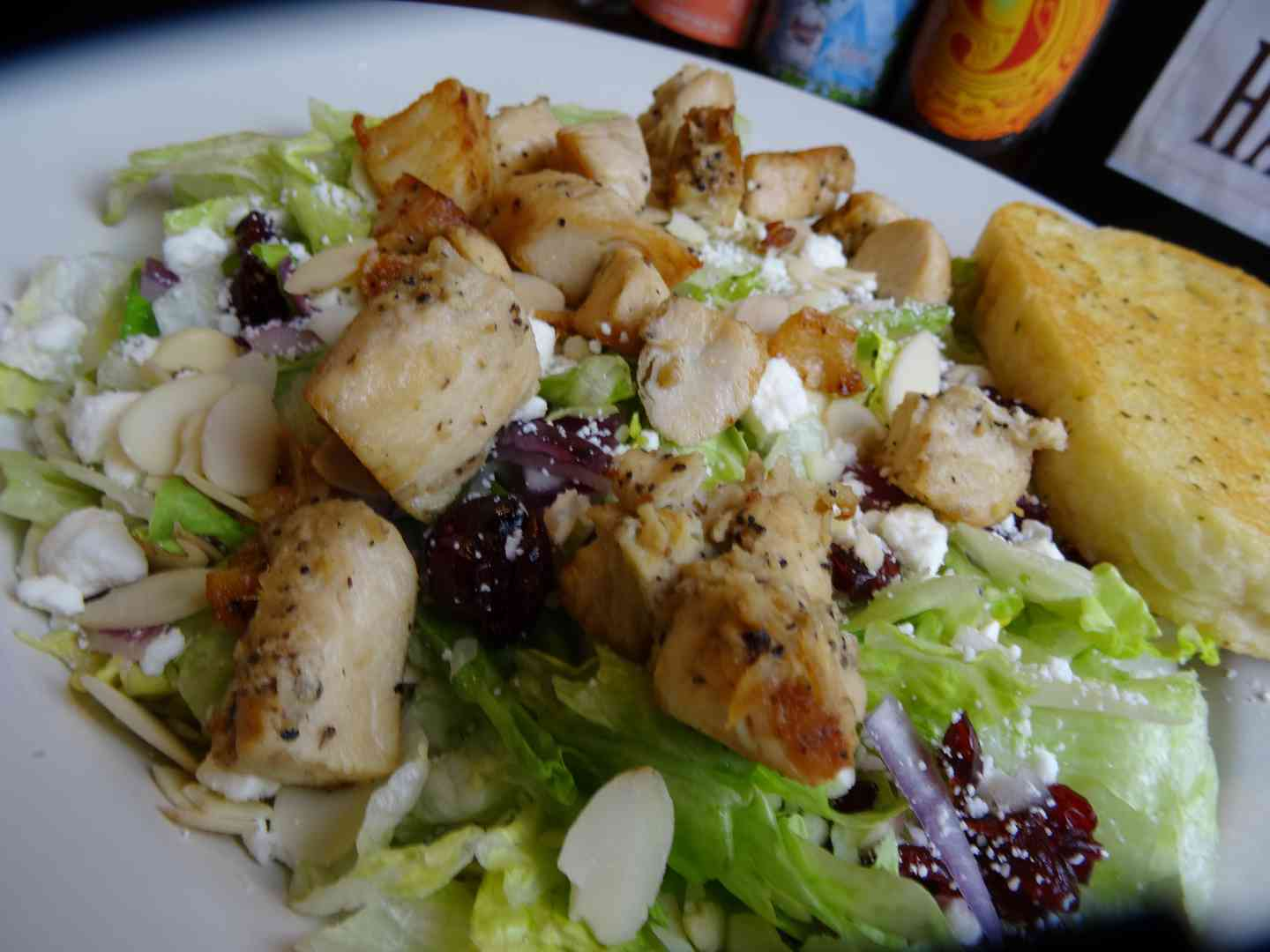 GRILLED CHICKEN & FETA