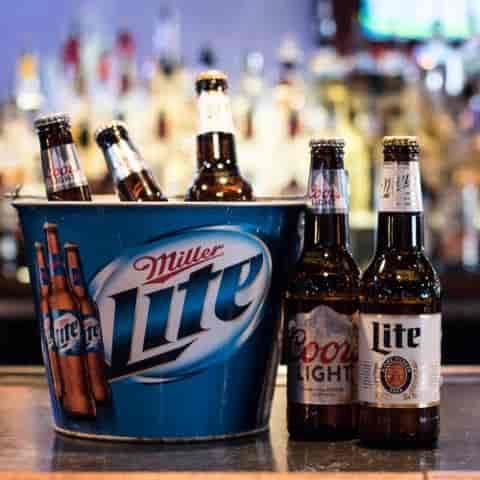 Domestic Beer Buckets