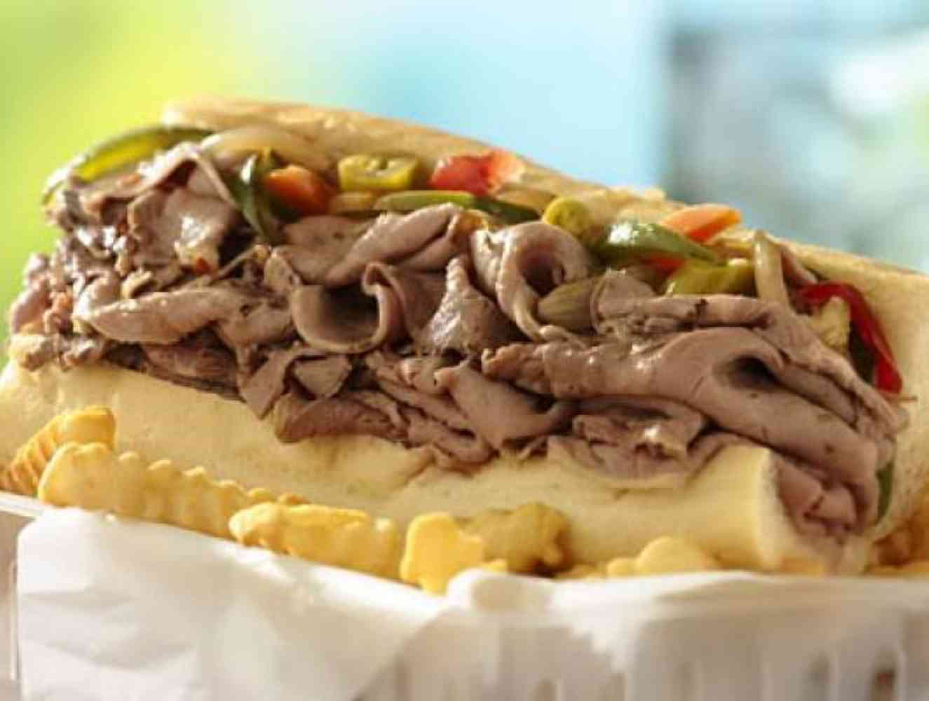 Traditional Beef Sandwich