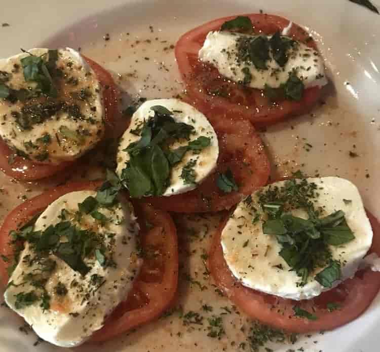 Caprese Salad (Catering)