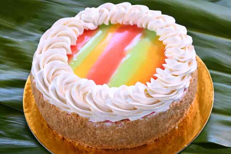 Paradise Cheesecake