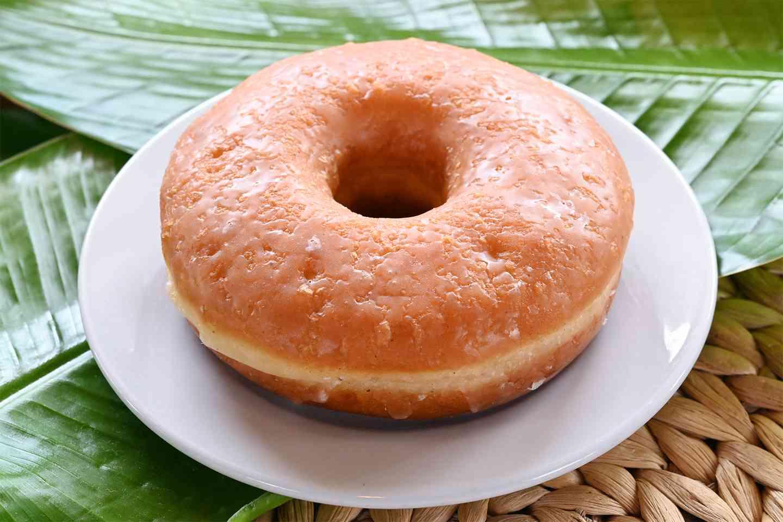 Glazed Round Donut