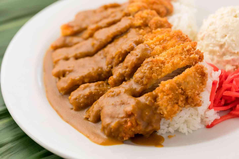 Curry Katsu