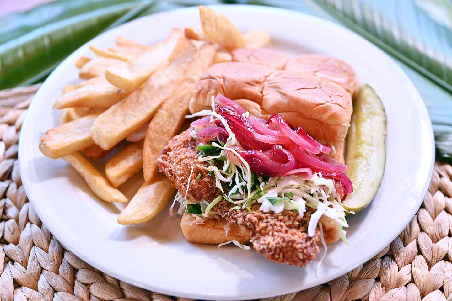 Maui Crispy Chicken Sandwich