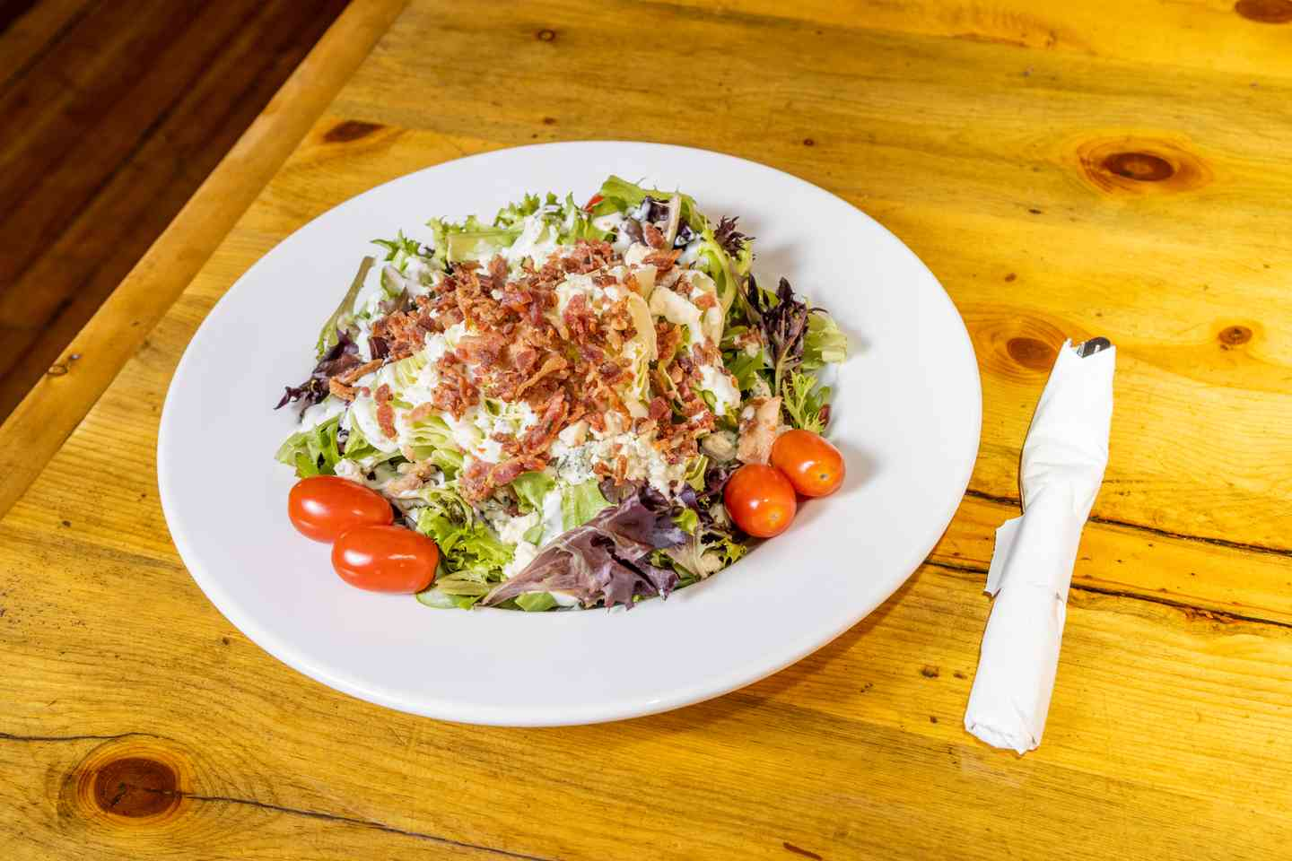 Rancher's Wedge Salad