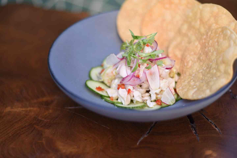 Baja Ceviche