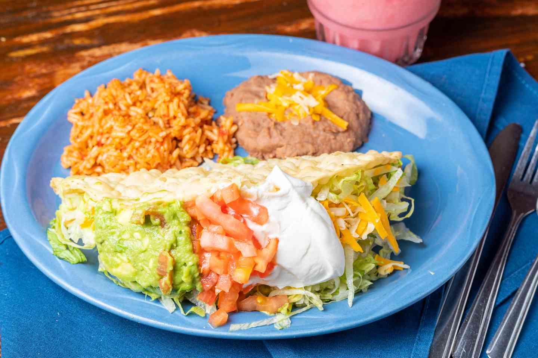 Taco La Paz