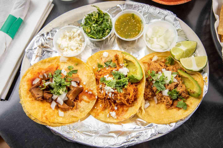 Lengua Taco