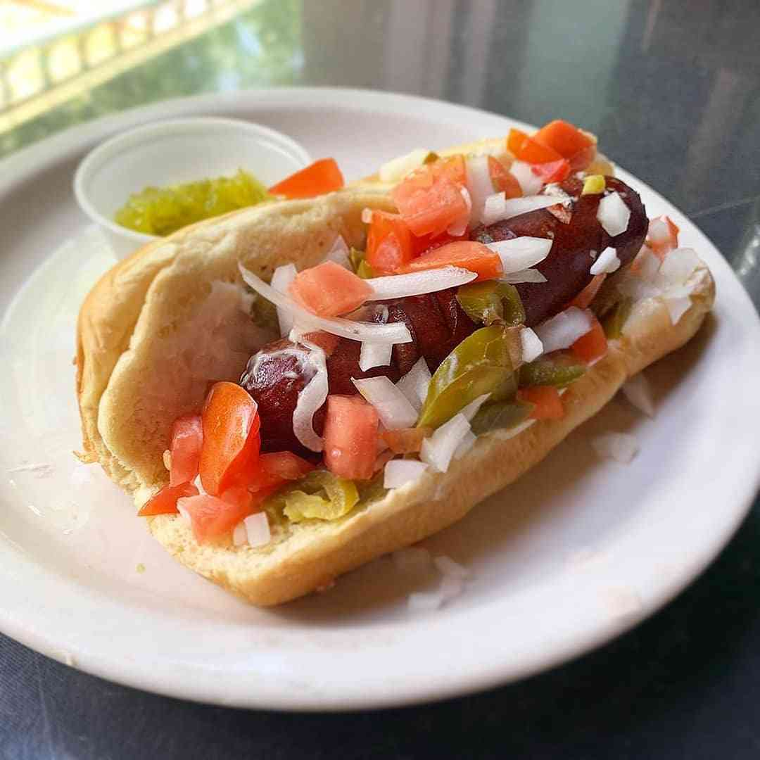 Mexican Hot Dog