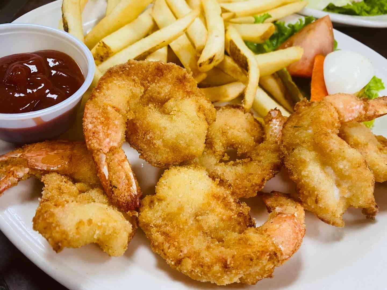 Fried Jumbo Shrimp