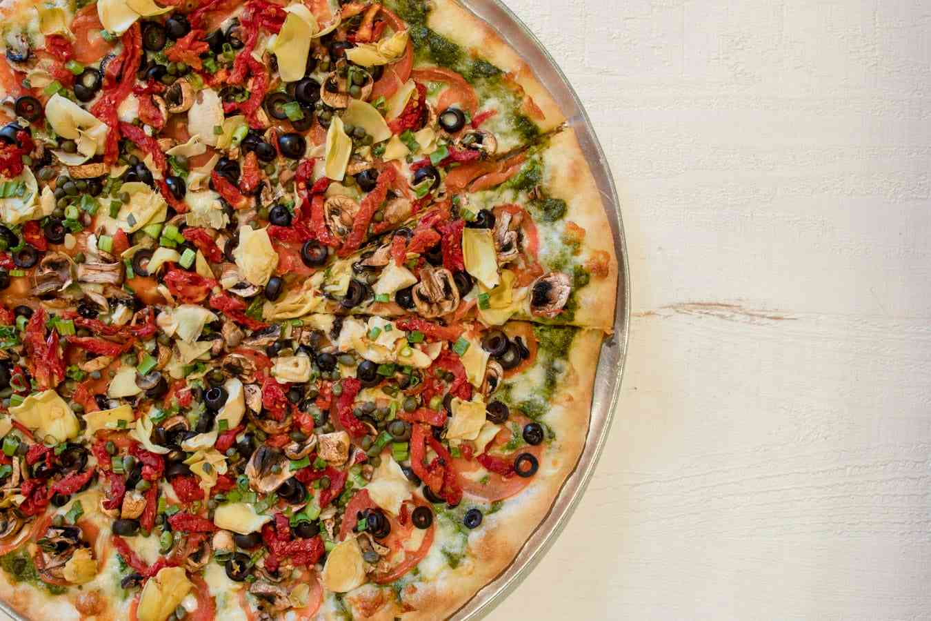 Vegetarian Pizza