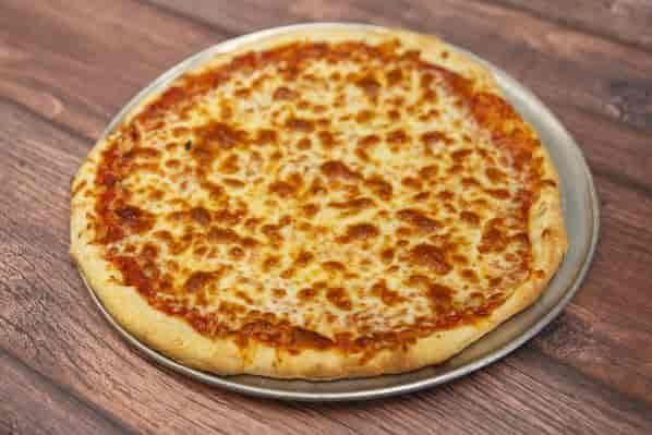 1. Plain Cheese