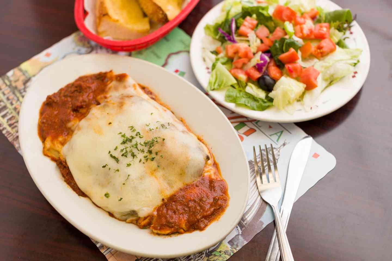 Lasagna Marinara