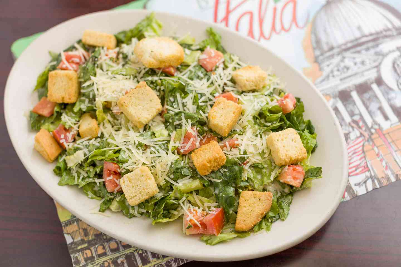 *Caesar Salad