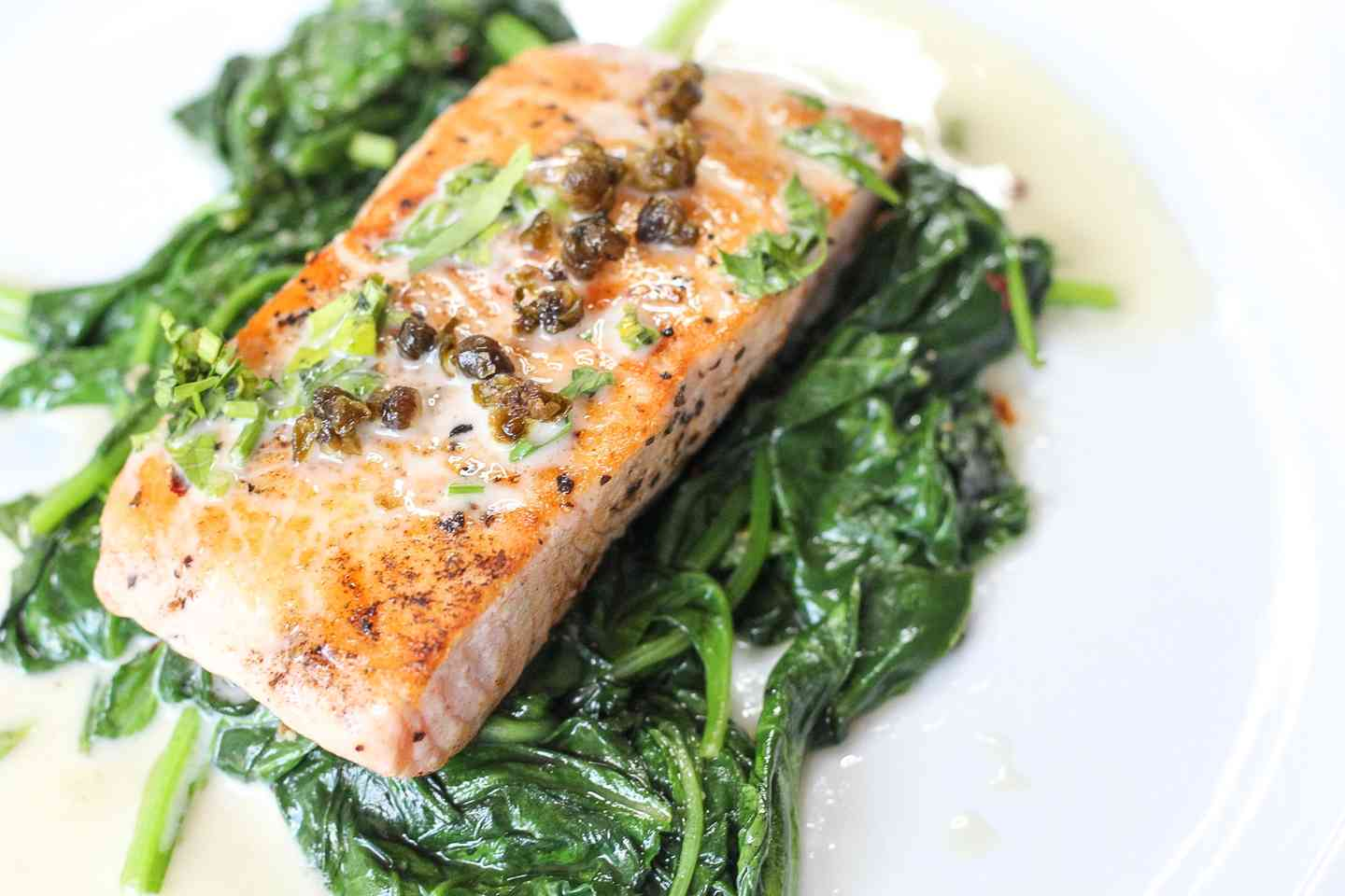 Grilled Salmon*