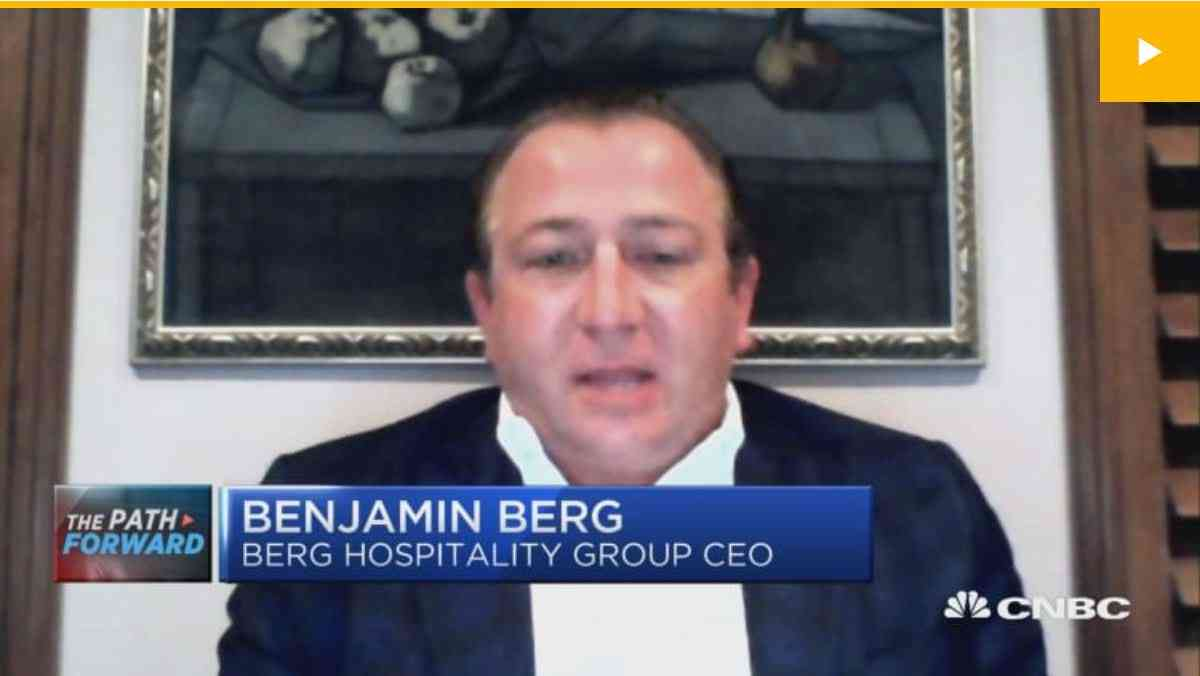 Ben on CNBC
