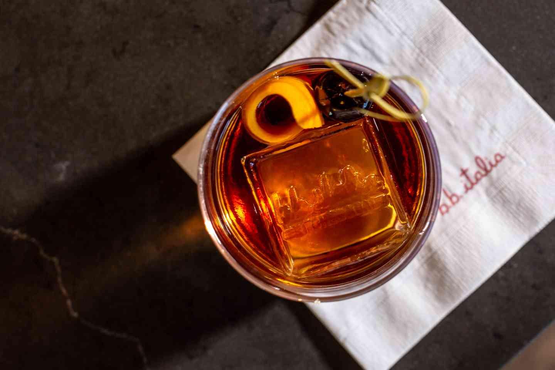 Amaro Old Fashioned