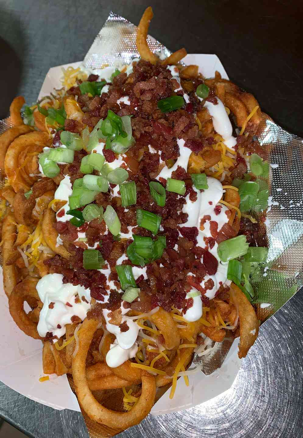 Curly Fry Supreme
