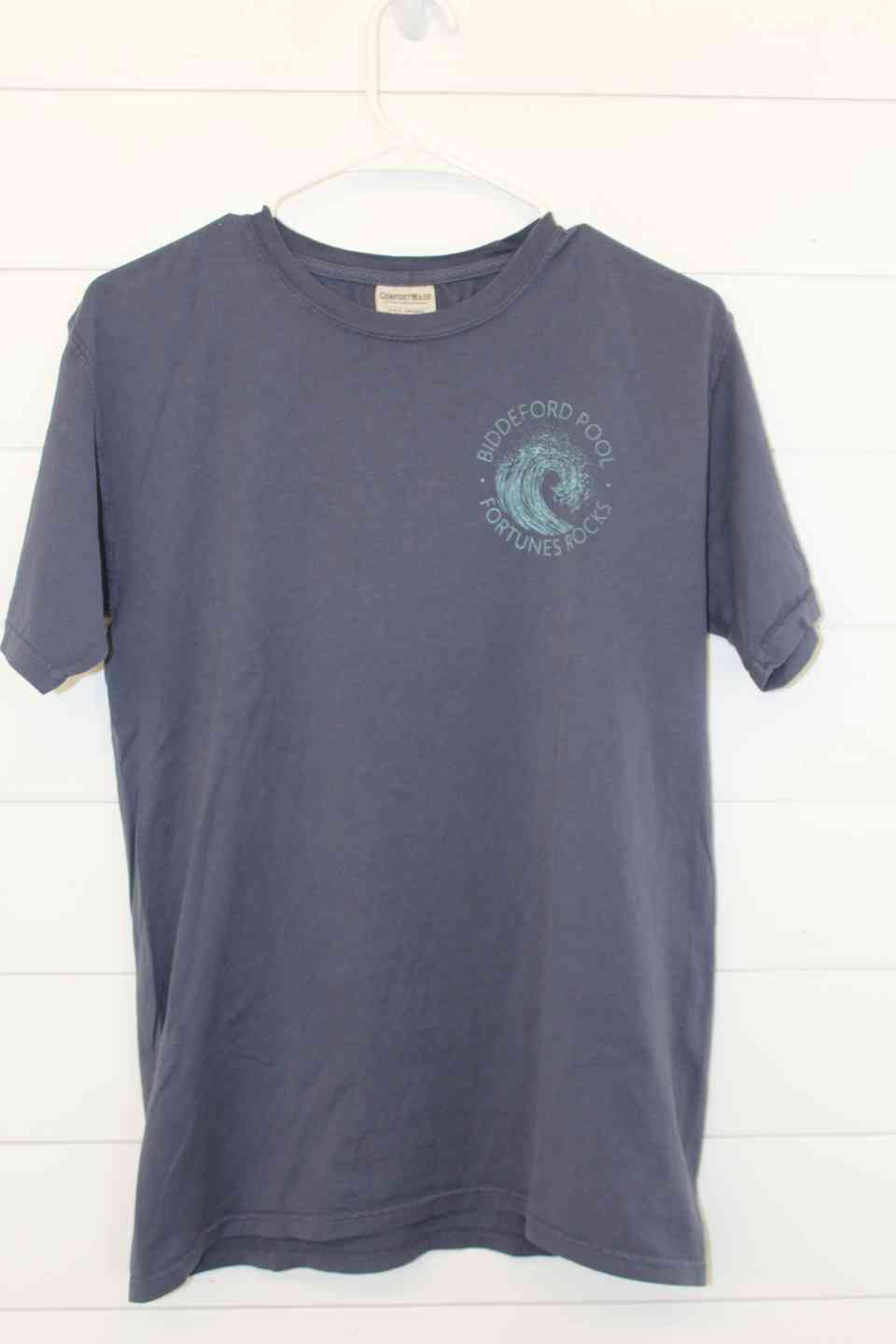 Wave Tee Shirt, Short Sleeved