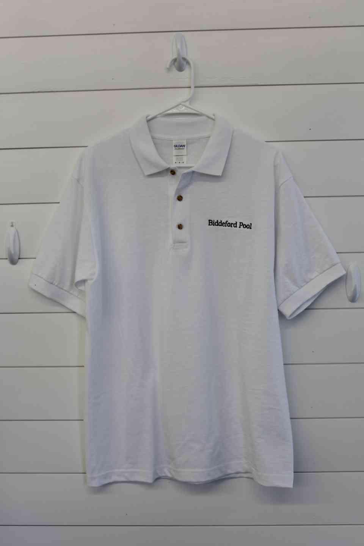Polo Shirt, White