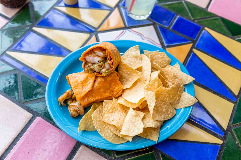 Burrito Buffet Meal
