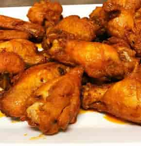 Spicy Chicken Wings 12 Count