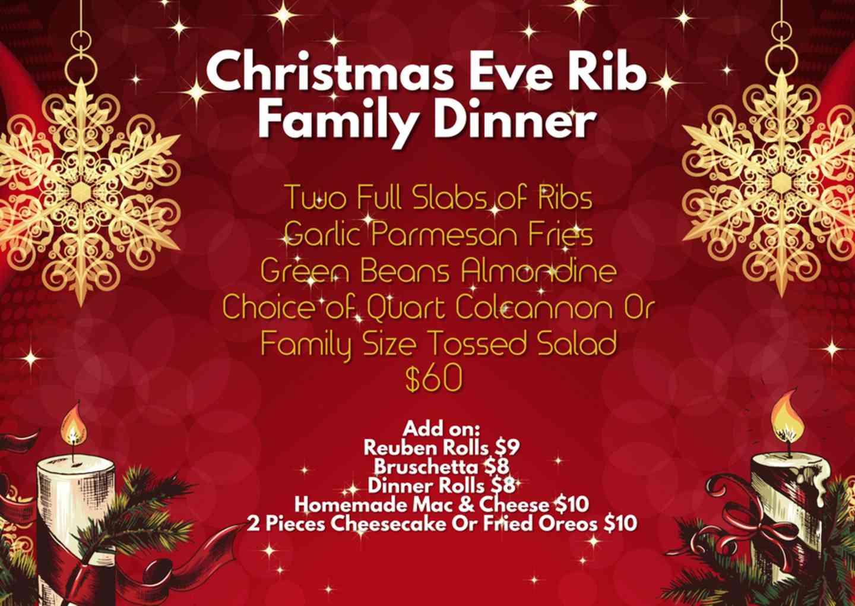 Rib Family Meal