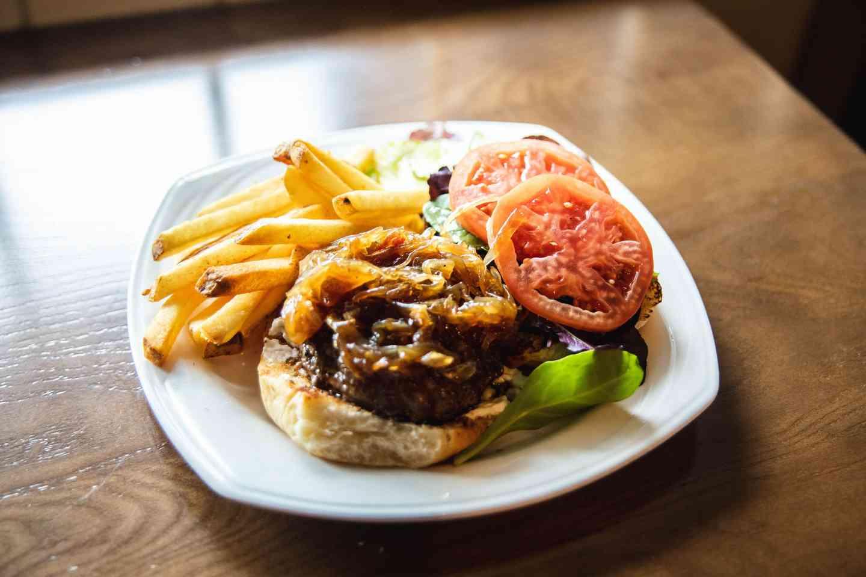 Alehouse Burger