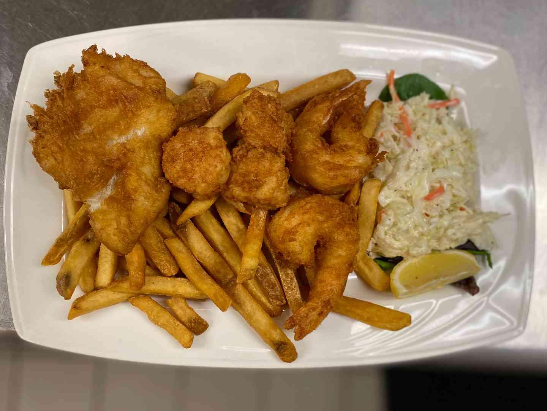 Fried Seafood Platter