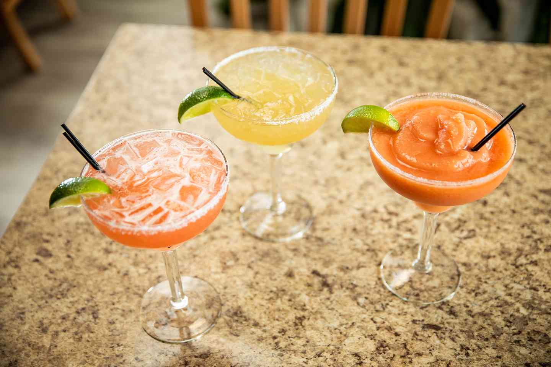 Flavored Margarita