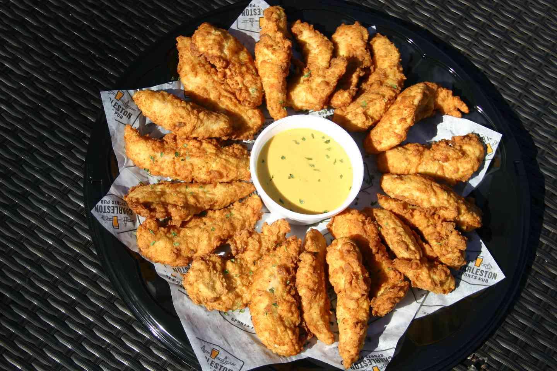 chicken tender tray