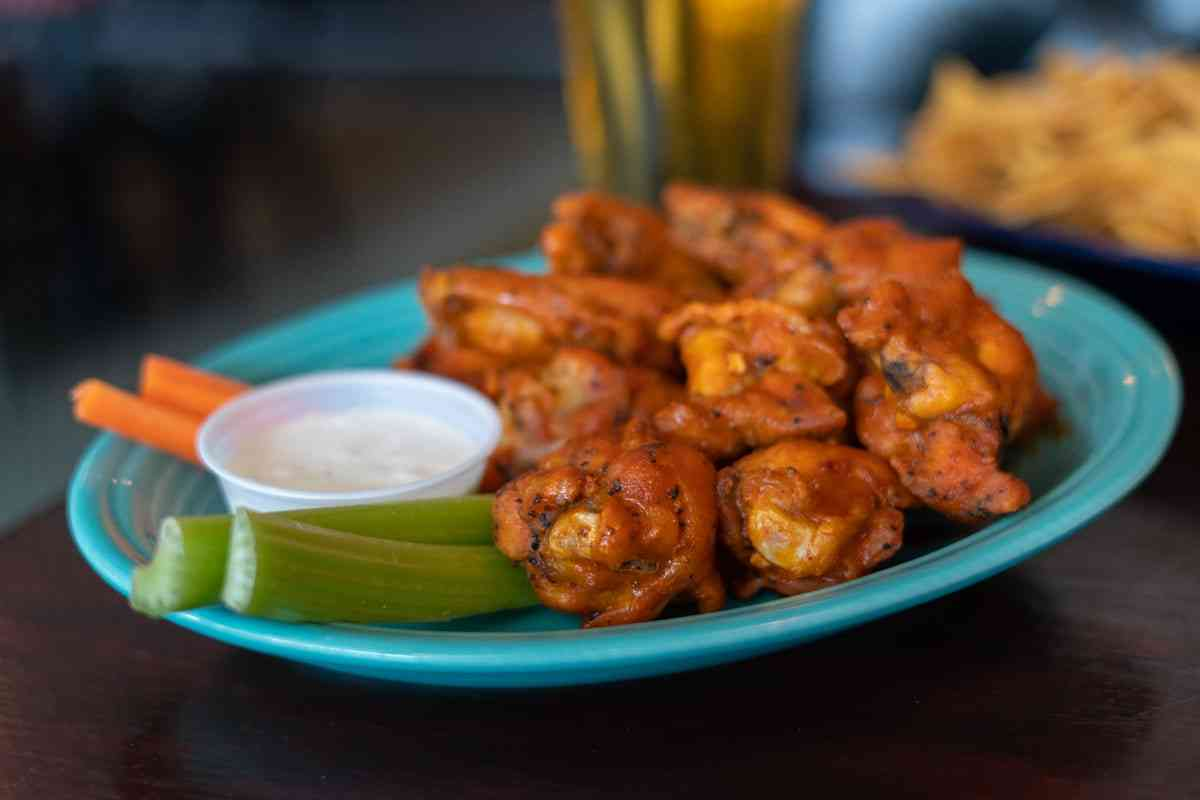 Dirty Steve's Buffalo Wings