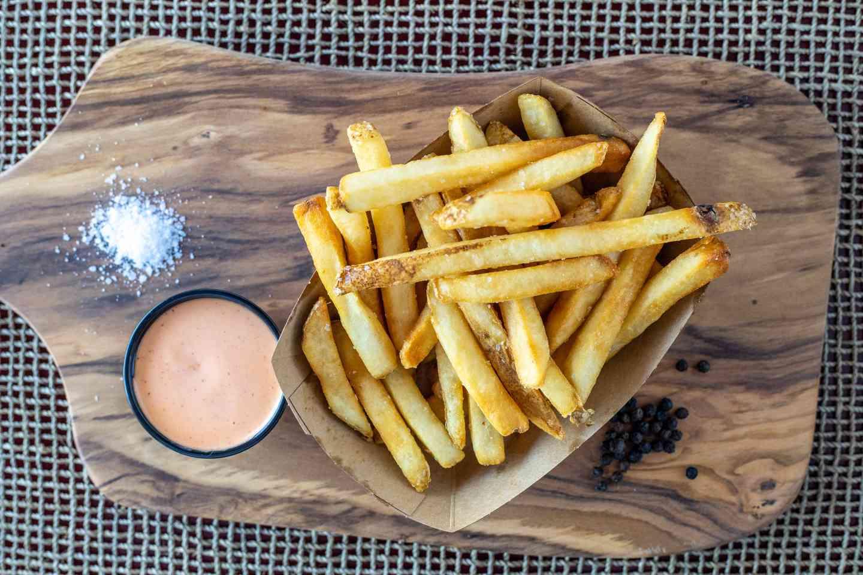 Plain & Simple Fries