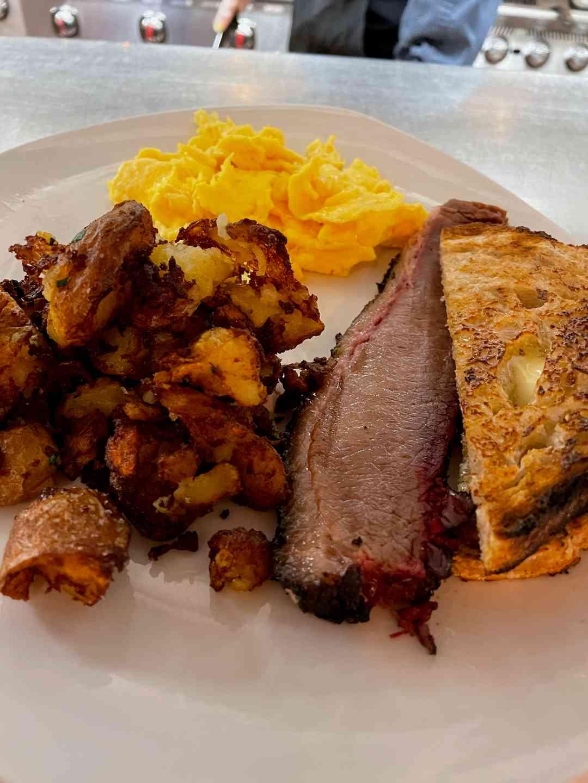 Landmark Breakfast*
