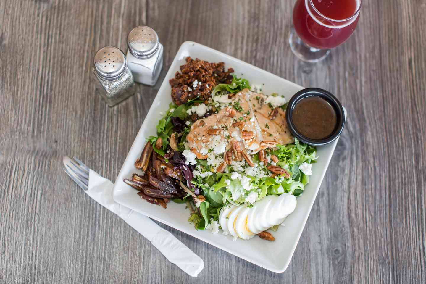 Texas Cobb Salad