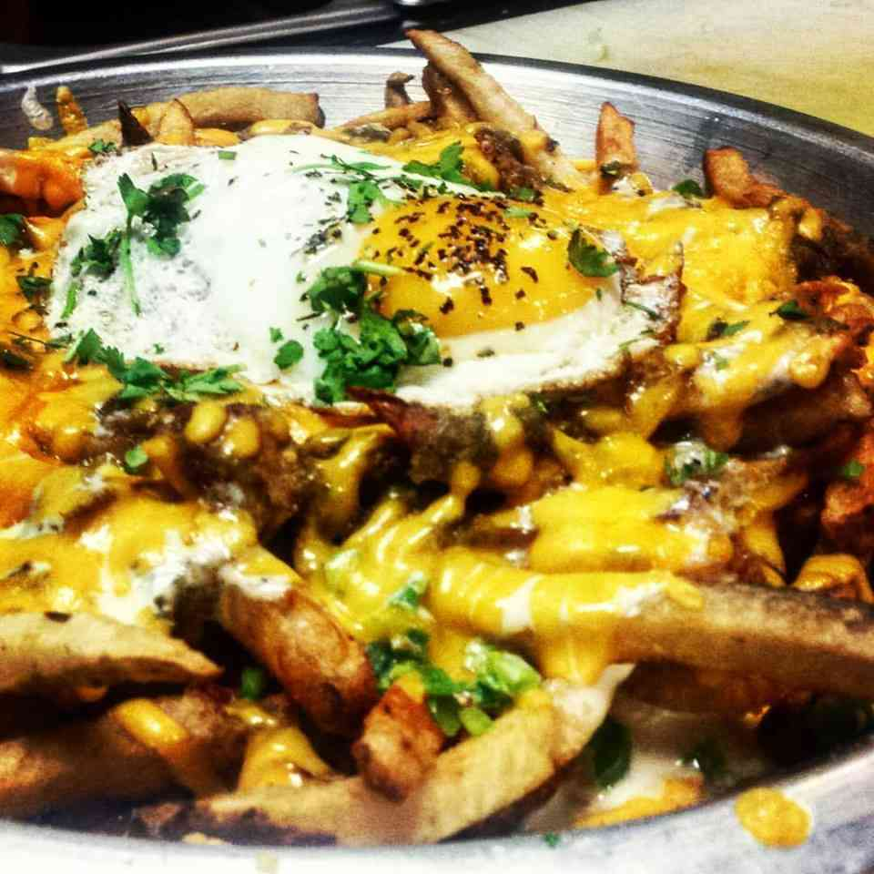 Huevos Rancheros Fries