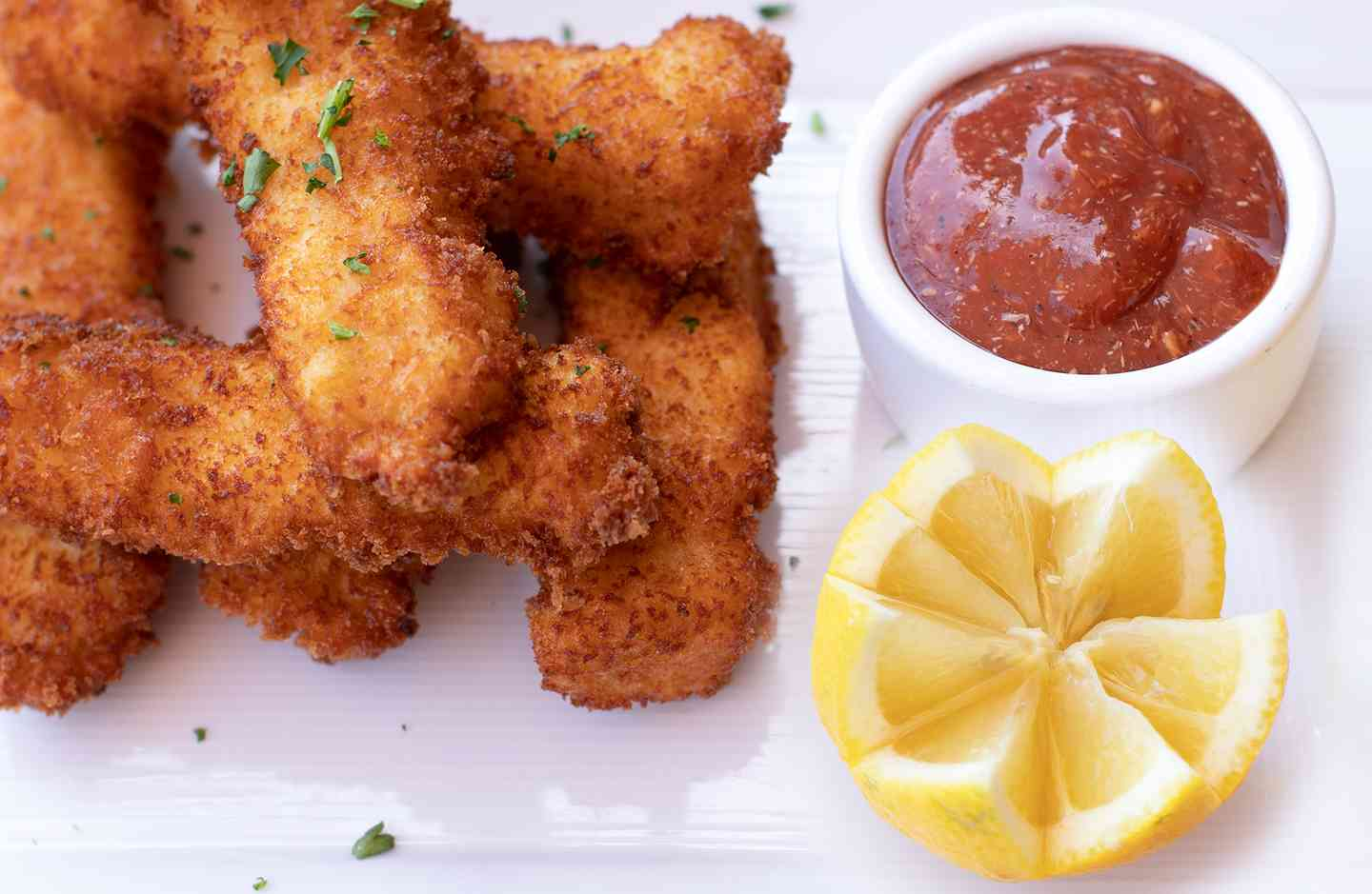 CALAMARI STEAK STRIPS