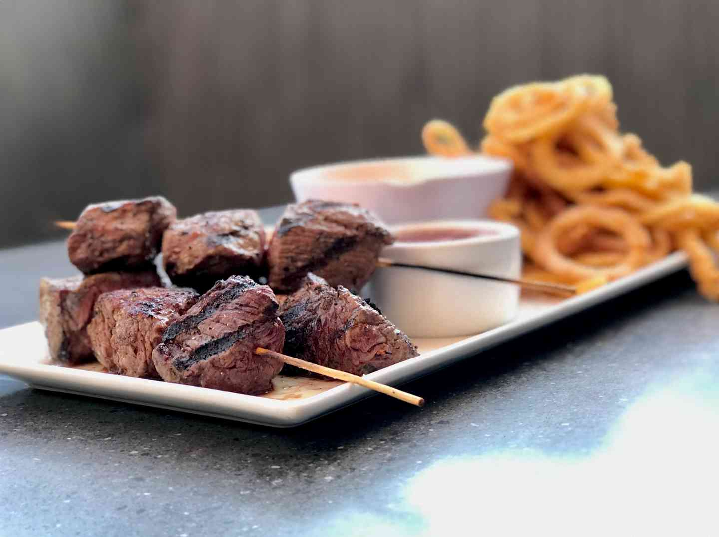 FILET MIGNON SKEWERS
