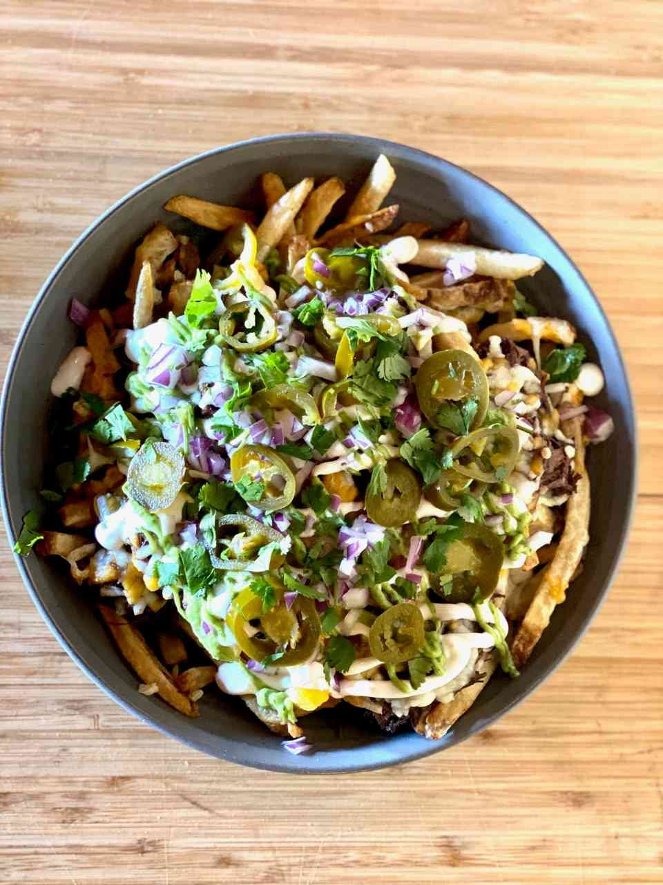 SHORT RIB FRIES