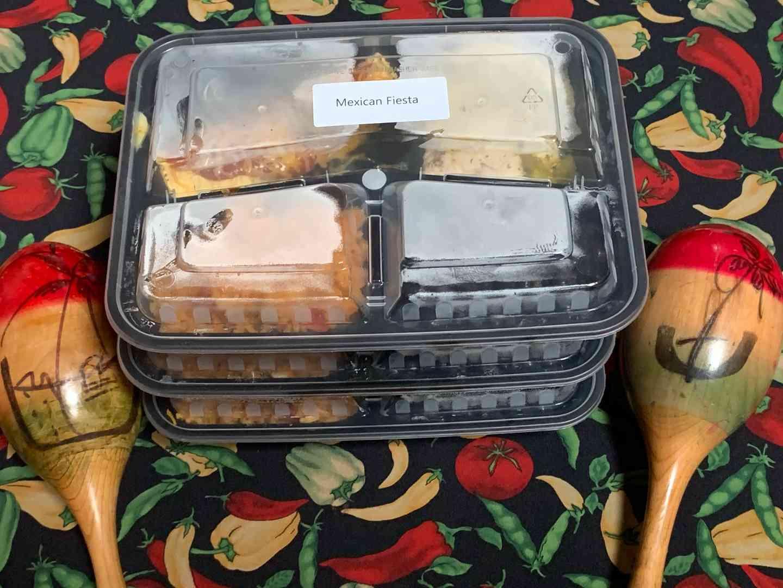 boxed food