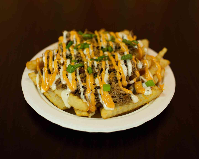 Kanak Attack French Fries