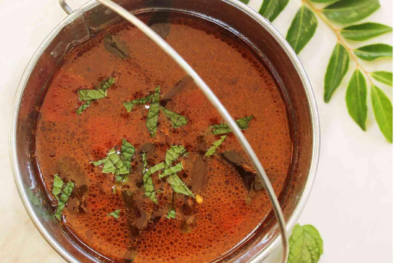 Rasam (Tomato) Soup