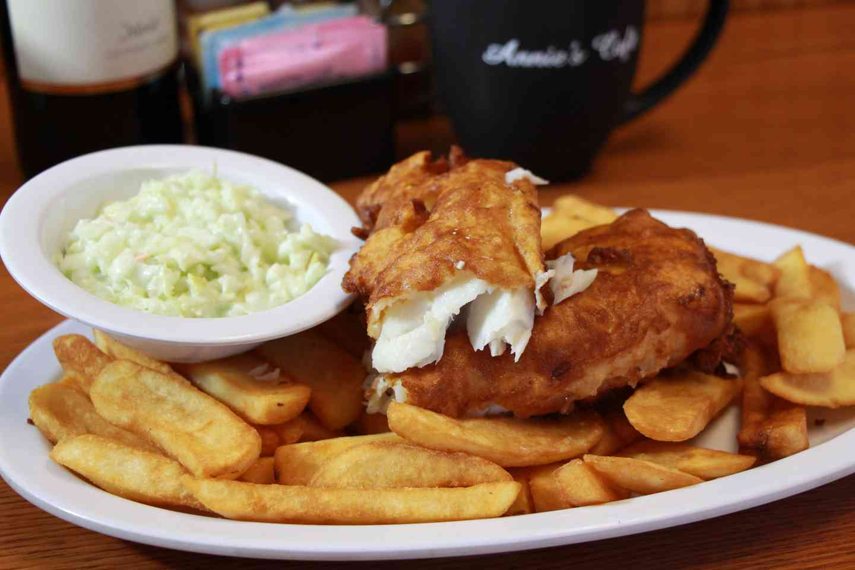English Fish 'n' Chips