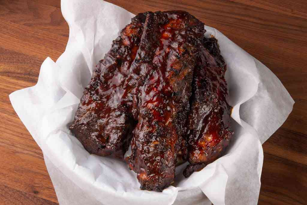 Basket of Beef Ribs