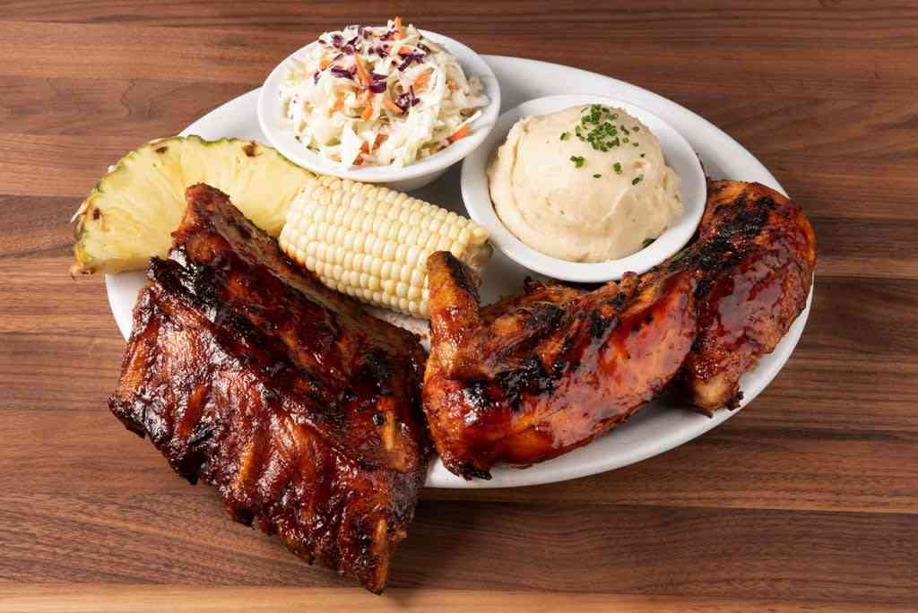 Build Your Own BBQ Combo