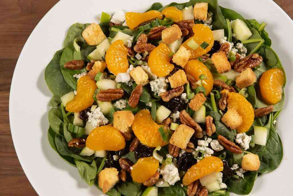2nd Street Spinach Salad
